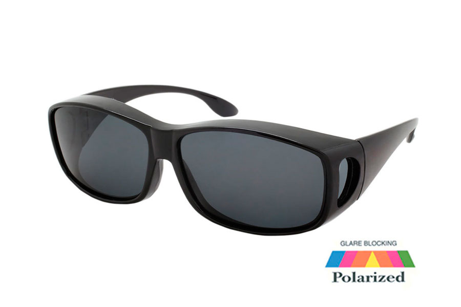 Fit over solbrille med Polariod glas - Design nr. s3856