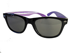 Sort/Lilla Wayfarer - Design nr. 570
